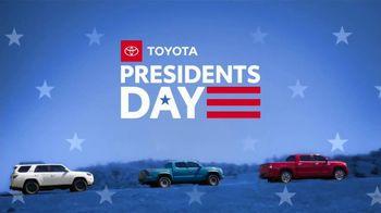 Toyota Presidents Day TV Spot, 'Dear Wallet' [T2] - Thumbnail 5