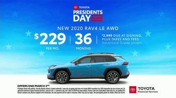 Toyota Presidents Day TV Spot, 'Dear Wallet' [T2] - Thumbnail 7