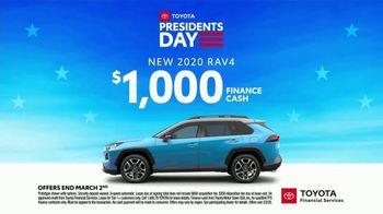 Toyota Presidents Day TV Spot, 'Dear Wallet' [T2] - Thumbnail 8