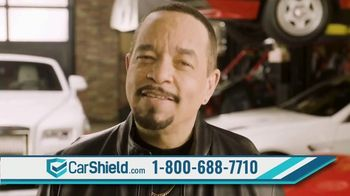 CarShield TV Spot, 'Covered Repairs' Featuring Ice-T