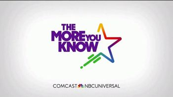 The More You Know TV Spot, 'Empowerment: Man Up' Featuring Chris Sullivan - Thumbnail 6