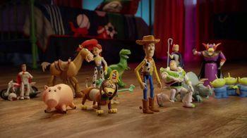 Disney Pixar Mattel TV Spot, 'Character Action Figures'