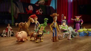 Mattel TV Spot, 'Toy Story Action Figures'