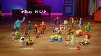 Mattel TV Spot, 'Toy Story Action Figures' - Thumbnail 10