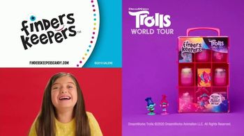 Finders Keepers Candy and Toy Surprise TV Spot, 'All New Toys: Trolls' - Thumbnail 9