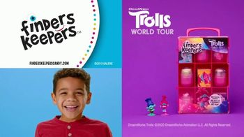 Finders Keepers Candy and Toy Surprise TV Spot, 'All New Toys: Trolls' - Thumbnail 8
