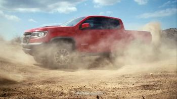 2020 Chevrolet Colorado TV Spot, 'New Terrain' [T2]