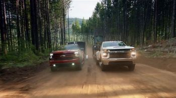 Chevrolet Truck Month TV Spot, 'Only Silverados Compete With Silverados' [T2]