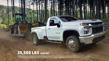 Chevrolet Truck Month TV Spot, 'Only Silverados Compete With Silverados' [T2] - Thumbnail 2