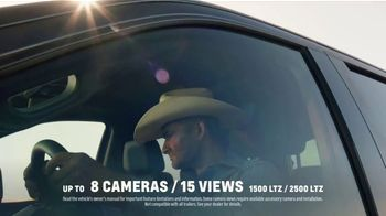 Chevrolet Truck Month TV Spot, 'Only Silverados Compete With Silverados' [T2] - Thumbnail 4