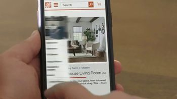 The Home Depot TV Spot, 'Decor Like Never Before: Free Delivery'