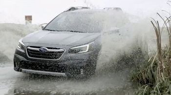 Subaru A Lot to Love Event TV Spot, 'Adventurous Heart: 2020 Outback' [T2] - Thumbnail 2