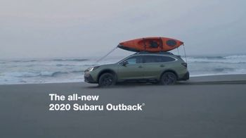 Subaru A Lot to Love Event TV Spot, 'Adventurous Heart: 2020 Outback' [T2] - Thumbnail 3