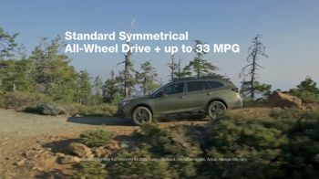Subaru A Lot to Love Event TV Spot, 'Adventurous Heart: 2020 Outback' [T2] - Thumbnail 4
