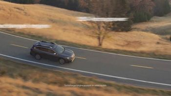Subaru A Lot to Love Event TV Spot, 'Adventurous Heart: 2020 Outback' [T2] - Thumbnail 5