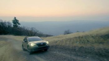 Subaru A Lot to Love Event TV Spot, 'Adventurous Heart: 2020 Outback' [T2] - Thumbnail 7