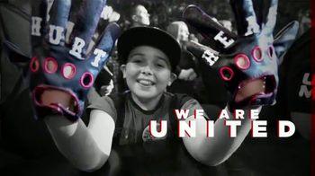 WWE Shop TV Spot, 'Wrestlemania: estamos unidos' canción de Krissie Karlsson [Spanish] - 2 commercial airings