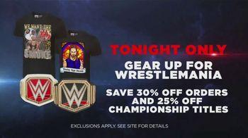 WWE Shop TV Spot, 'Wrestlemania: estamos unidos' canción de Krissie Karlsson [Spanish] - Thumbnail 7