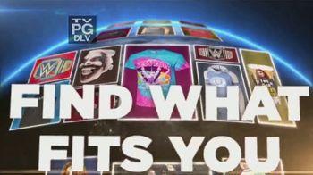 WWE Shop TV Spot, 'Wrestlemania: estamos unidos' canción de Krissie Karlsson [Spanish] - Thumbnail 5