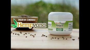 Hempvana TV Spot, 'Alivia el dolor' [Spanish]