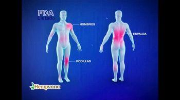 Hempvana TV Spot, 'Alivia el dolor' [Spanish] - Thumbnail 5