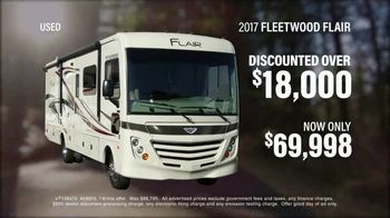 La Mesa RV TV Spot, 'Think: 2017 Fleetwood Flair'