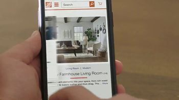 The Home Depot TV Spot, 'Completa tu sala' [Spanish]
