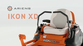 Ariens IKON XD TV Spot, 'The Wave' - Thumbnail 10