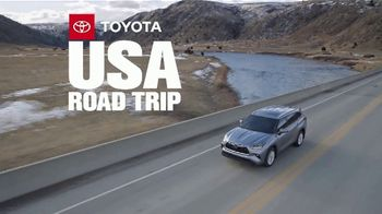 Toyota TV Spot, 'USA Road Trip: ToyotaCare' Featuring Danielle Demski, Ethan Erickson [T2]