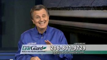 LeafGuard of Seattle Spring Blowout Sale TV Spot, 'Tired' - Thumbnail 4