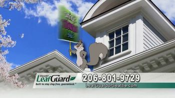 LeafGuard of Seattle Spring Blowout Sale TV Spot, 'Tired' - Thumbnail 5