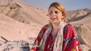 Egyptian Tourism Authority TV Spot, 'Valley of the Kings'