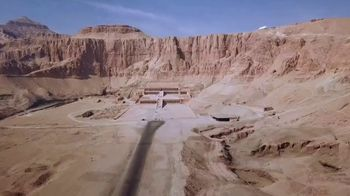 Egyptian Tourism Authority TV Spot, 'Valley of the Kings' - Thumbnail 9