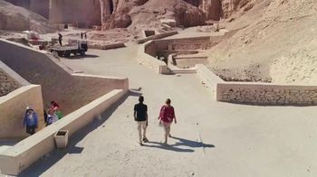 Egyptian Tourism Authority TV Spot, 'Valley of the Kings' - Thumbnail 4