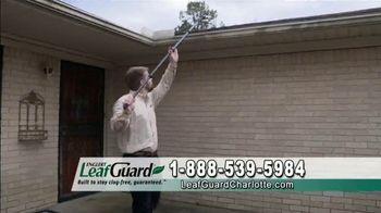 LeafGuard of Charlotte Spring Blowout Sale TV Spot, 'Clause-Free Guarantee' - Thumbnail 5
