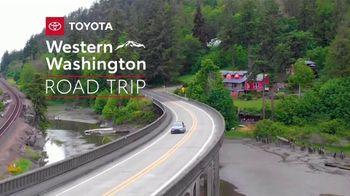 2020 Toyota Corolla TV Spot, 'Road Trip: Stevens Pass' Ft. Danielle Demski, Ethan Erickson [T2] - Thumbnail 2