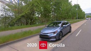 2020 Toyota Corolla TV Spot, 'Road Trip: Stevens Pass' Ft. Danielle Demski, Ethan Erickson [T2] - Thumbnail 3