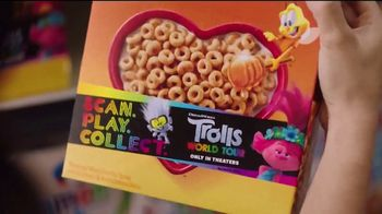 General Mills TV Spot, 'Trolls World Tour' - Thumbnail 2
