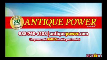 Aumann Vintage Power TV Spot, 'Antique Power: Free Mug With Year Subscription' - Thumbnail 1