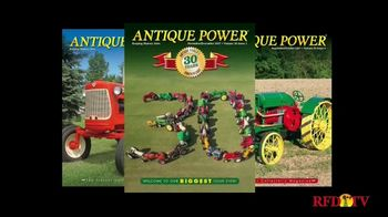 Aumann Vintage Power TV Spot, 'Antique Power: Free Mug With Year Subscription' - Thumbnail 2