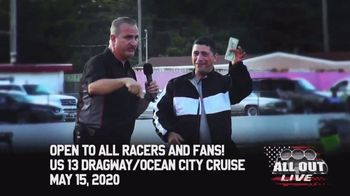 All Out Live TV Spot, '2020 US 13 Dragway' - Thumbnail 3