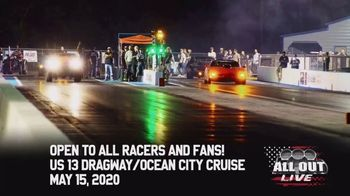 All Out Live TV Spot, '2020 US 13 Dragway' - Thumbnail 4