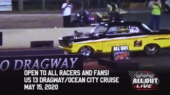 All Out Live TV Spot, '2020 US 13 Dragway' - Thumbnail 7
