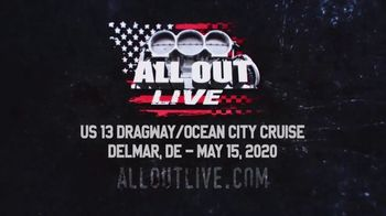 All Out Live TV Spot, '2020 US 13 Dragway' - Thumbnail 9