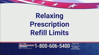 Medicare Coverage Helpline TV Spot, 'Measures to Protect Seniors'