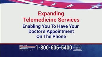 Medicare Coverage Helpline TV Spot, \'Measures to Protect Seniors\'