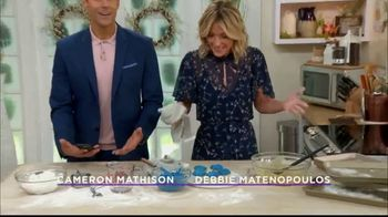 GEICO TV Spot, 'Hallmark Channel: Cupcakes' Ft. Cameron Mathison, Debbie Matenopoulos - 4 commercial airings