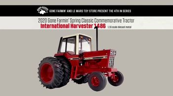 Le Mars Toy Store International Harvester 1486 TV Spot, '2020 Spring Classic' - Thumbnail 1