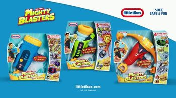Little Tikes My First Mighty Blasters TV Spot, 'Battle' - Thumbnail 9