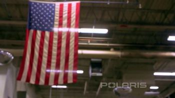 Polaris Heroes Advantage TV Spot, 'A Proud American Company'